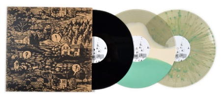 BG081 FURROW pics of vinyl